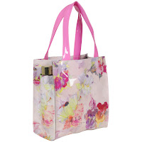 Hikaru Orchid Ikon Shopper Bag & Umbrella In Fuschia