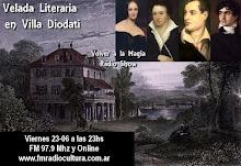 Velada Gotica Literaria en Villa Diodati