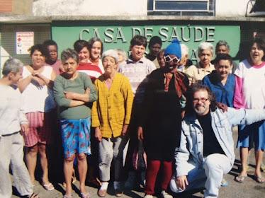 Casa de Saúde Esperança em Juiz de Fora/MG (meados de 2000)