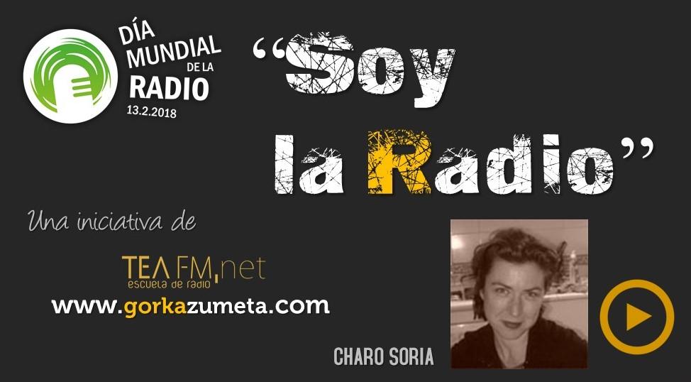 SOY LA RADIO - VERSIÓN CHARO SORIA