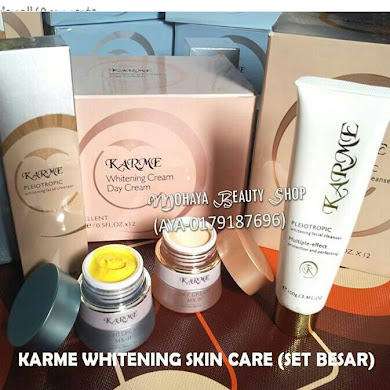 SET KARME SKIN CARE