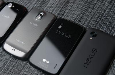 Google Nexus 5 LG con Fecha de lanzamiento