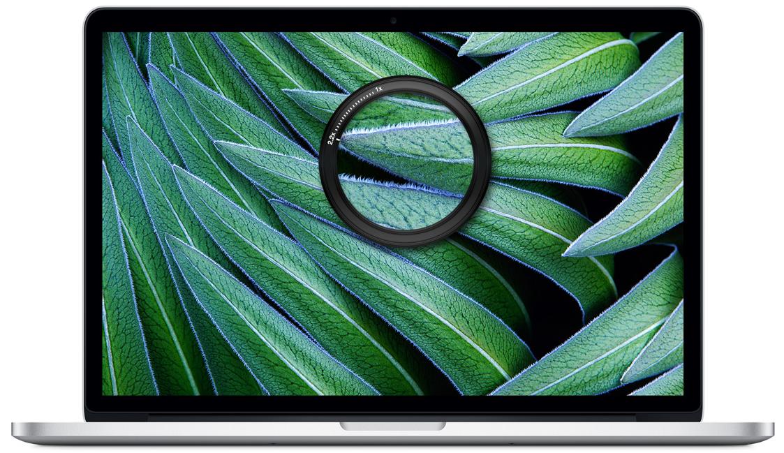 Macbook Pro Retina Ekran