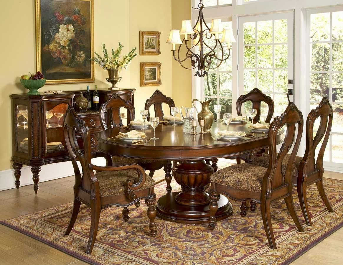 Round Dining Room Table Woodworking Plans