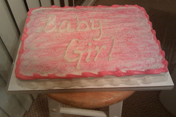 Baby Shower- Girl