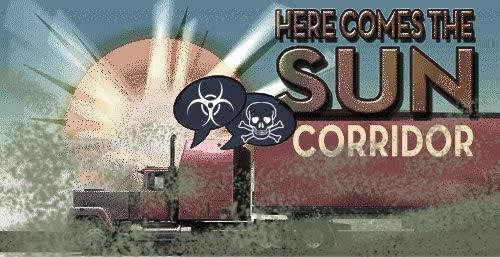 STOP CANAMEX ! Decolonize NOW!