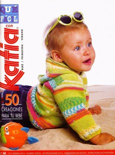 Katia №48 para tu bebé