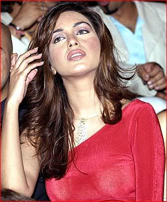 Pakistani Make-up model Iman Ali Pics