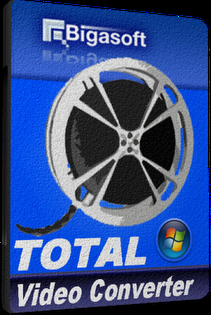 Bigasoft Total Video Converter 3.7 Serial Key