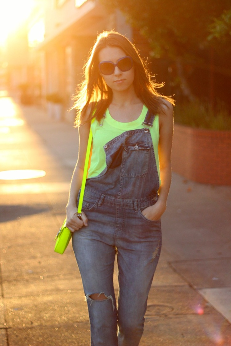 c6cb25c643c LA by Diana - Personal Style blog by Diana Marks  Neon and Jeans