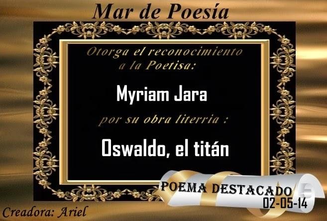 OSWALDO, EL TITÁN