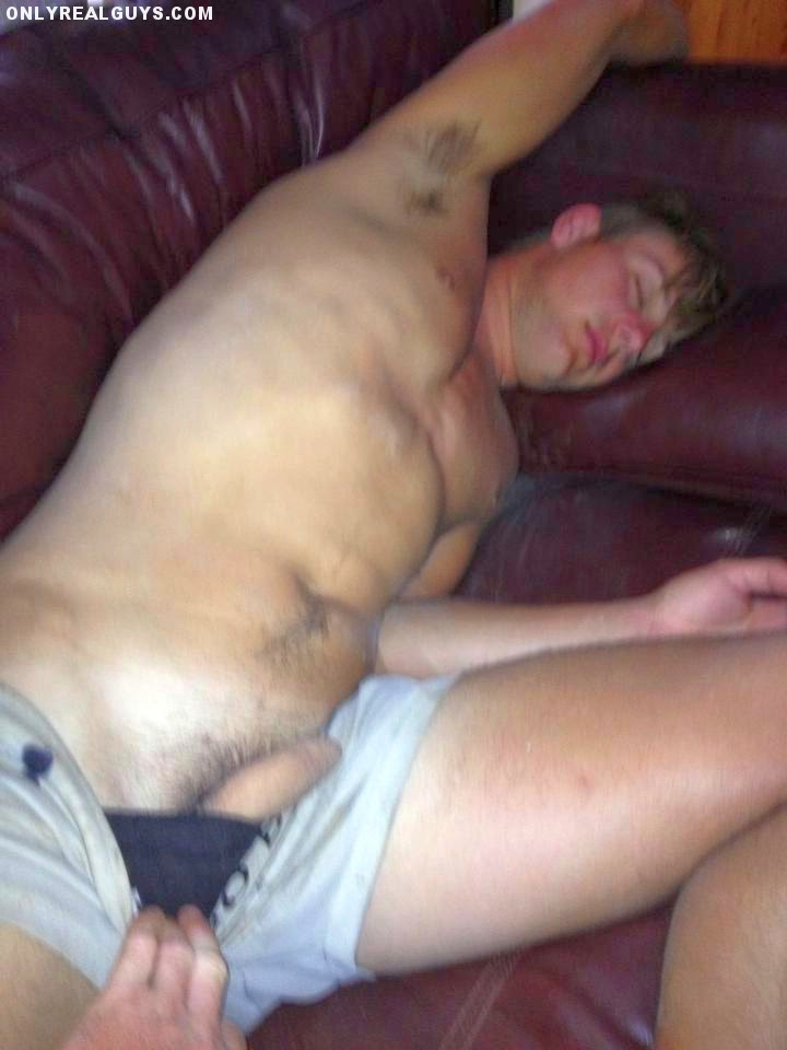 Drunk Guy Gets Fucked