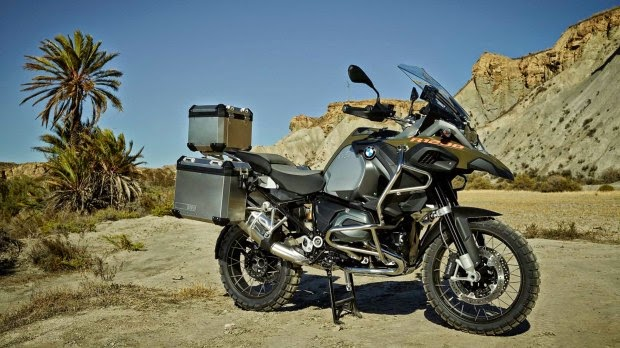 Galeri Foto BMW R1200GS Adventure Tahun 2014 HD Wallpaper