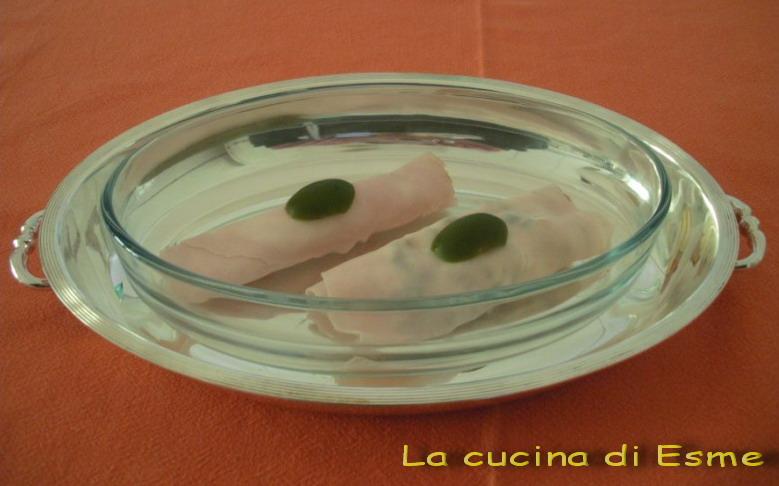 La cucina di esme rotolini di tacchino - La cucina di esme ...