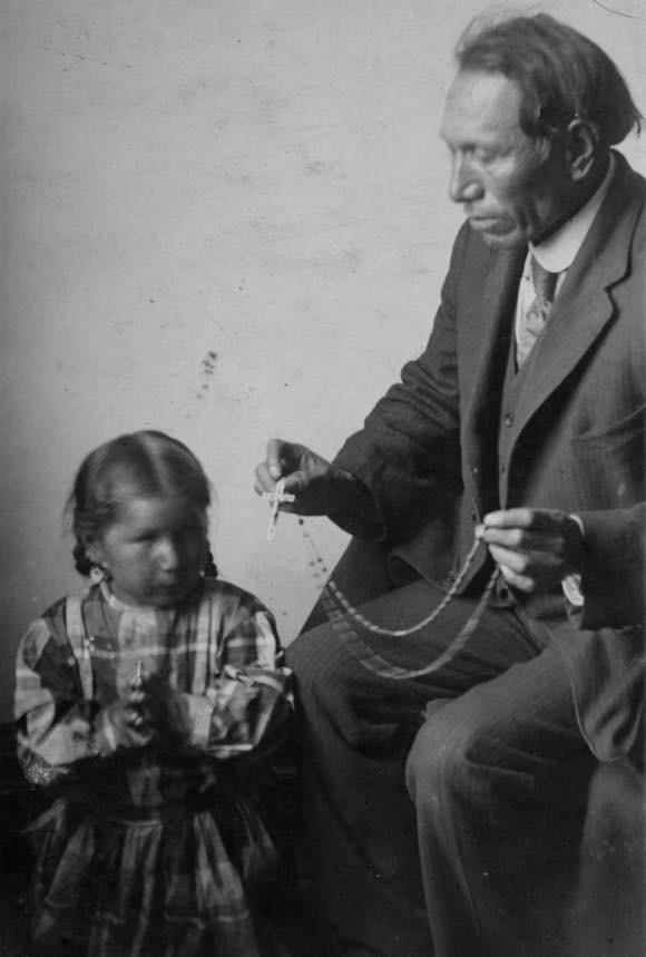 White Wolf Black Elk Medicine Man Of The Oglala Lakota