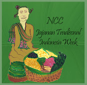 NCC Jajan Indonesia Traditional Week
