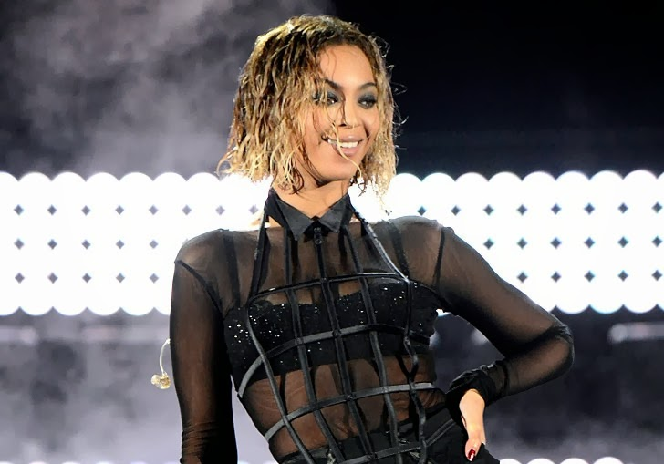 Beyonce At the Grammy awards 2014