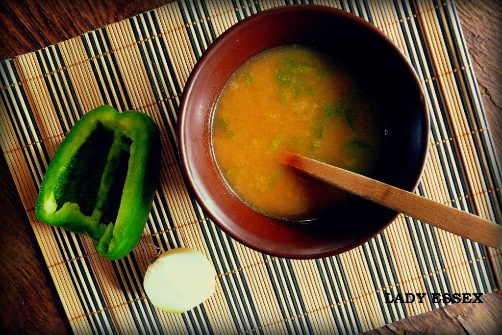 Nigeryjska zupa orzechowa