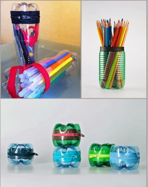 Creative and cheap ideas to organize your kids toys goodiy for Creative recycling ideas plastic bottles