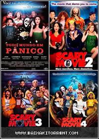 Baixar Filme Todo Mundo Em Panico 1,2,3,4 - Torrent