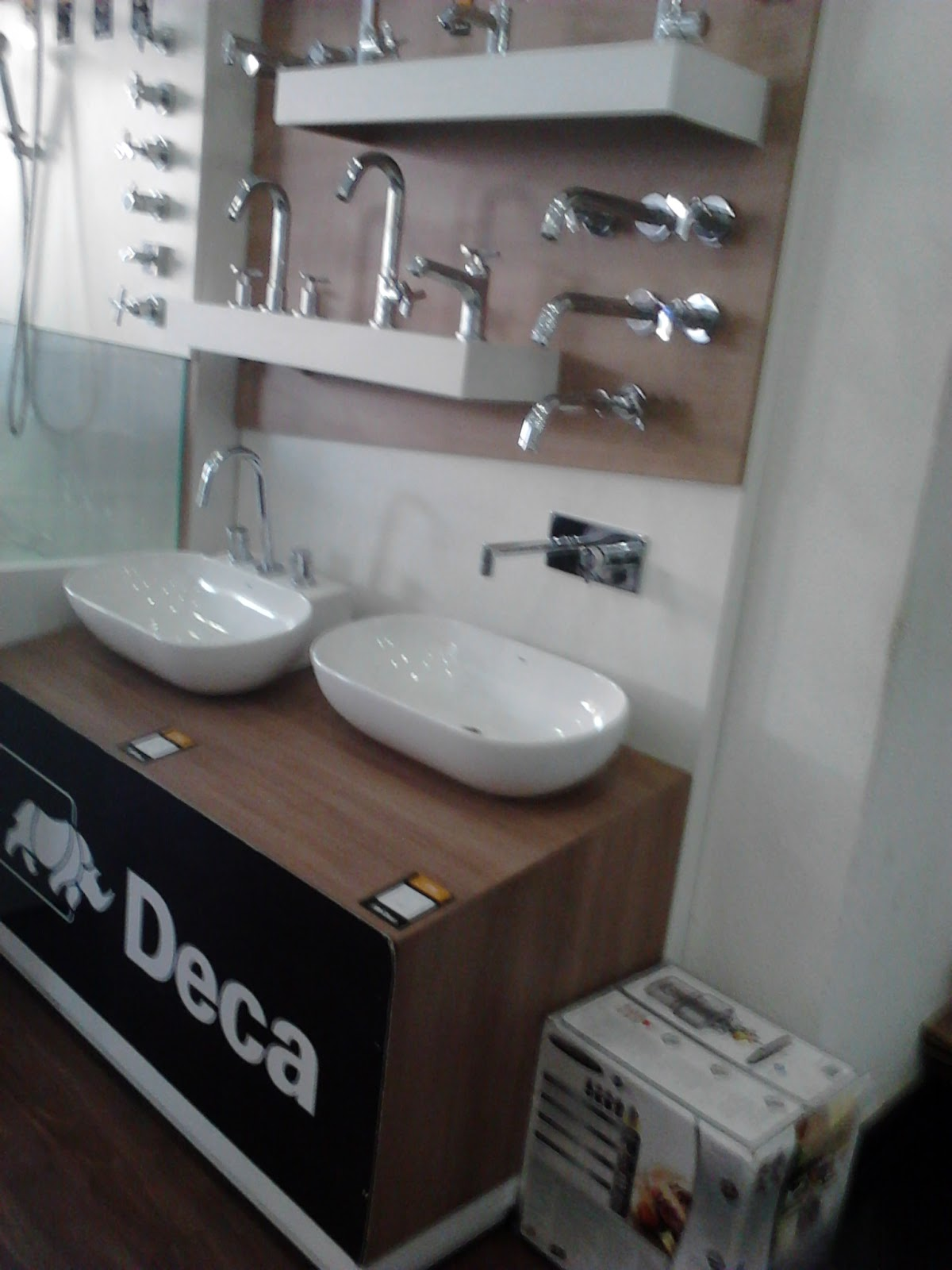 Sarah Decor & Design: Metais Cubas Deca #604E46 1200 1600