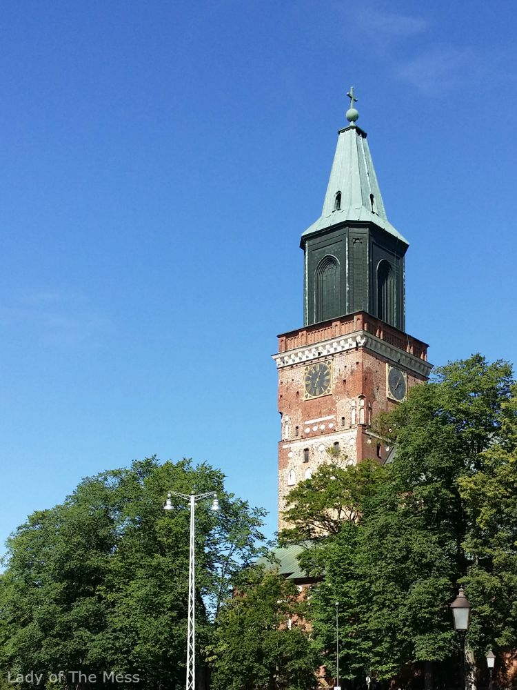 Turun tuomiokirkko, Turku Cathedral