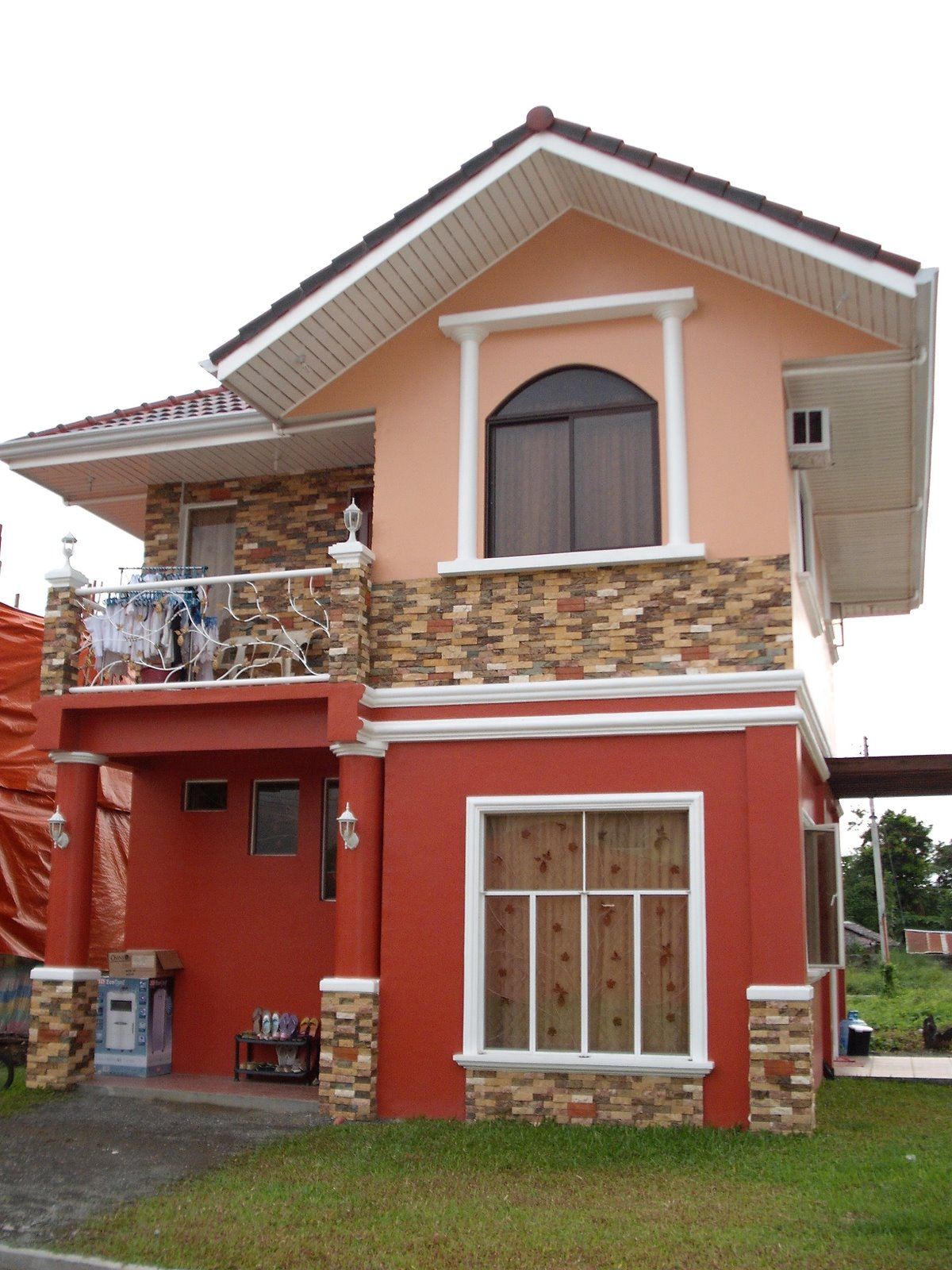Royal residence iloilo by pansol realty and development for Camella homes design with floor plan