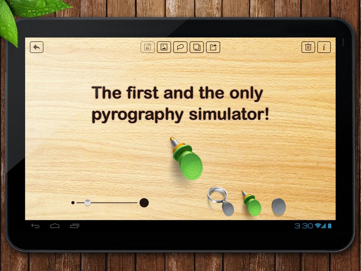 Pyrography v1.0