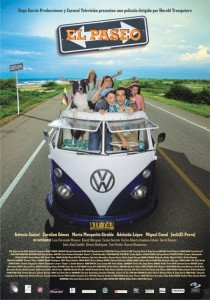 Ver El paseo (2010) Online