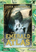 Book cover of The Emerald Atlas by John Stephens