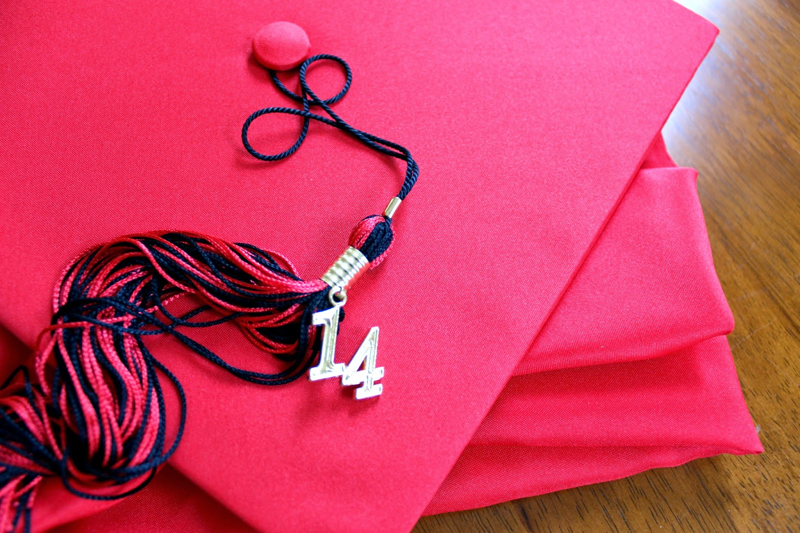 Graduation Gown 2014