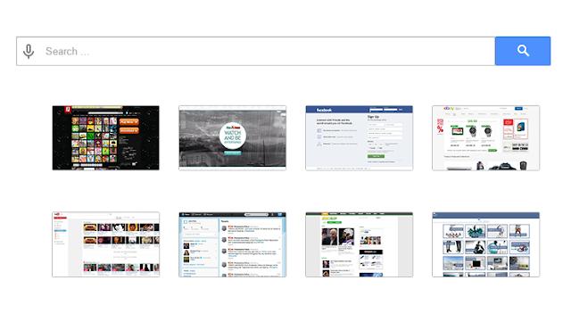 Come rimuovere Websearch.searchero.info da pagina iniziale