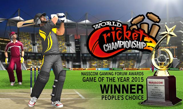 Download World Cricket Championship 2 v1.2 Mod Apk For Android