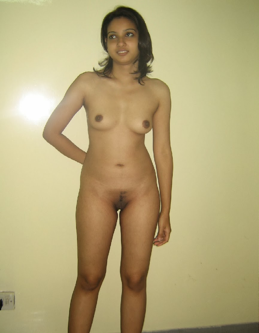 very young naked little black sister
