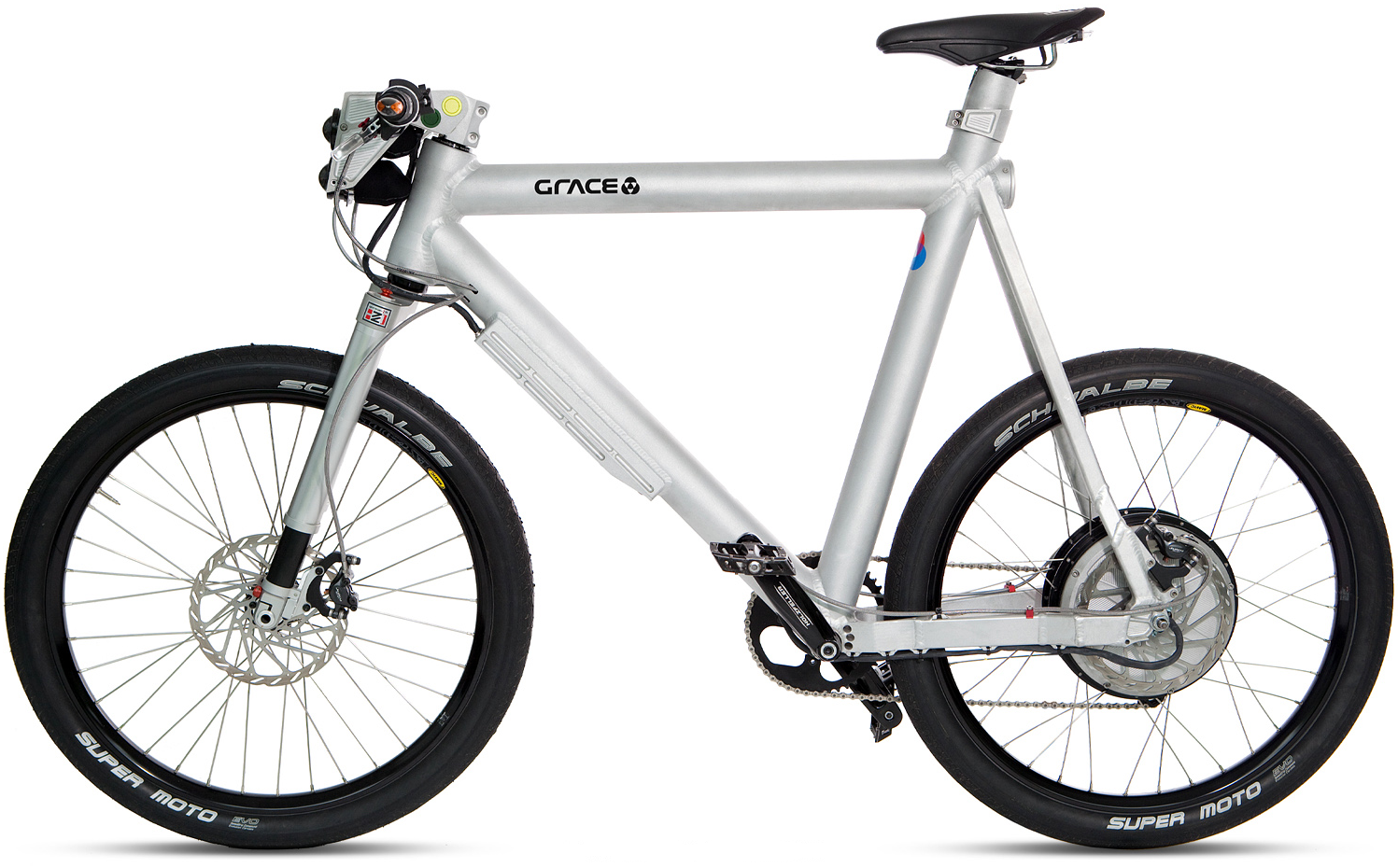 Grace One Mg Electric Bikes