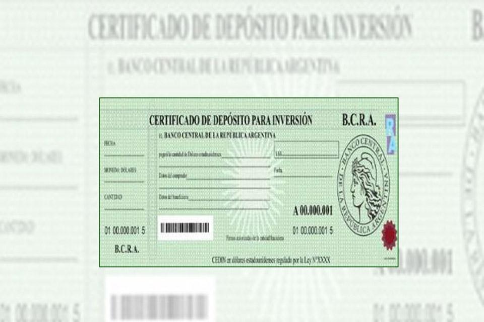 CEDIN Emitido por BCRA