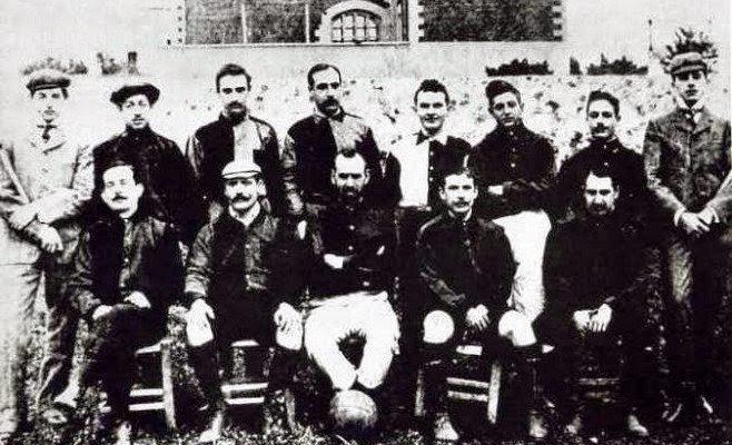 1 novembre 2015: il Palermo compie 115 anni