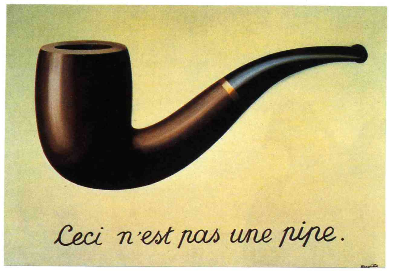 Rene Magritte This Is Not a Pipe