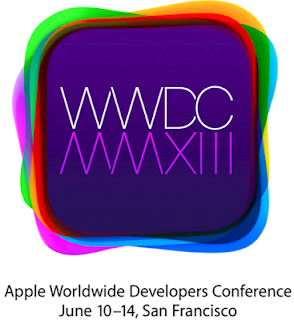 Apple WWDC 2013 Event Logo