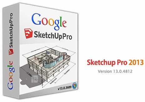 All4sharing google sketchup pro 2013 13 with for Sketchup 2013