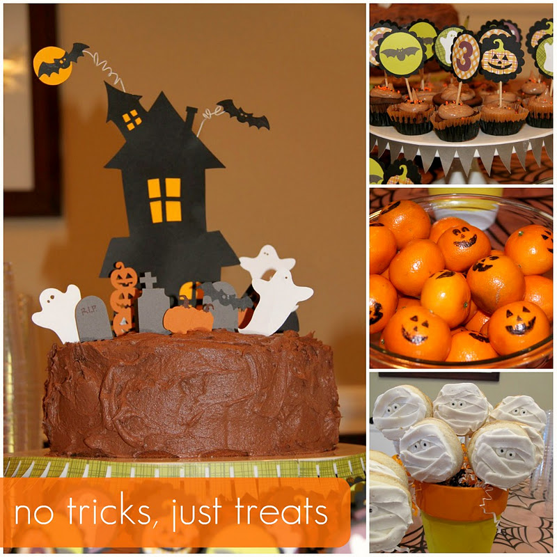 halloween favors and decorations the party fetti blog - Halloween Birthday Decorations