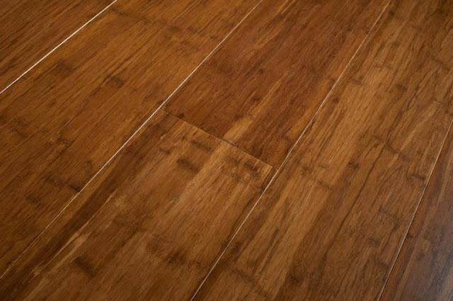 What is Carbonized Bamboo Flooring