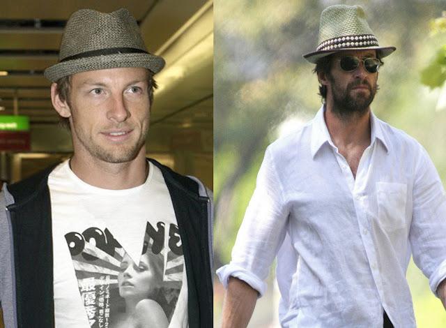 Famosos con sombrero