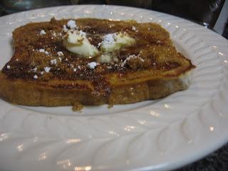 Orange-Maple French Toast