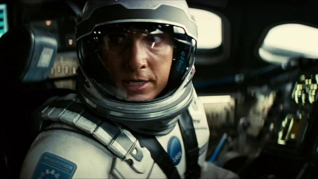 Matthew MccConaughey Christopher Nolan | Interstellar
