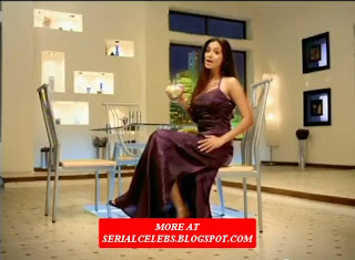 Simran in advertisement