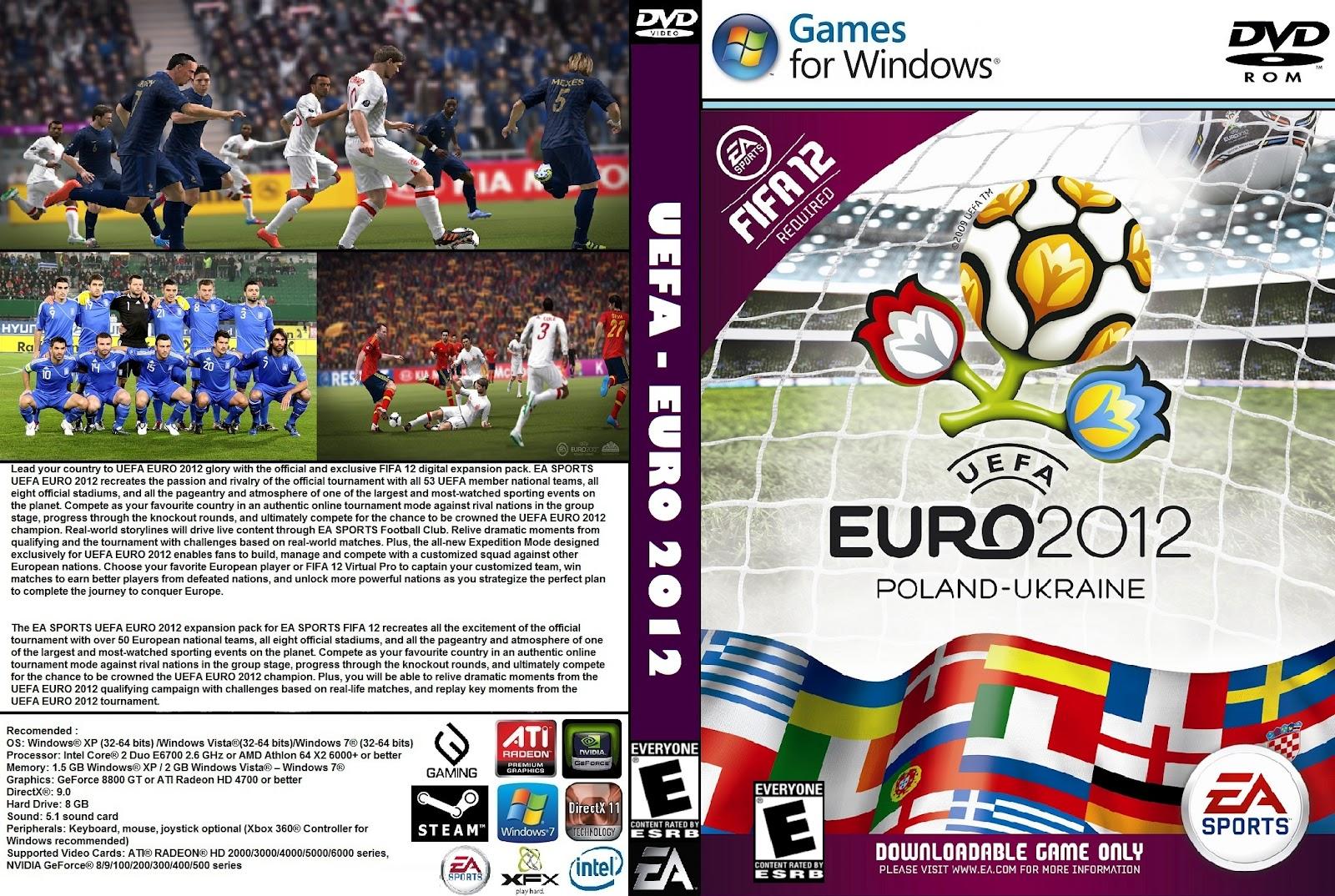 Pes 2012 euro 2012 ko + pl tv logos previews