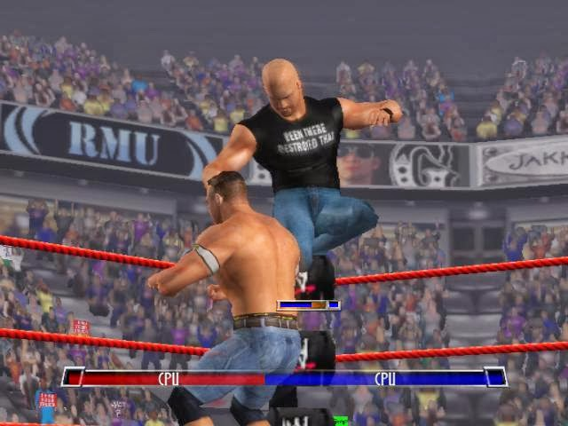 free  games pc wwe raw ultimate impact 2009