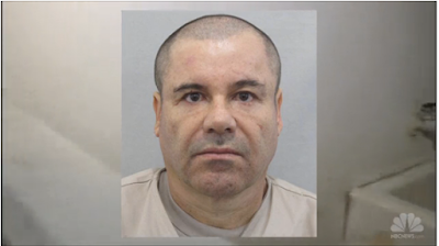 "Joaquin ""El Chapo"" Guzman Causes Himself Injury Eluding Mexican Marines"