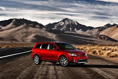 2013 Dodge Journey Crossover